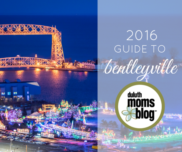 2016 Guide to Bentleyville | Duluth Moms Blog
