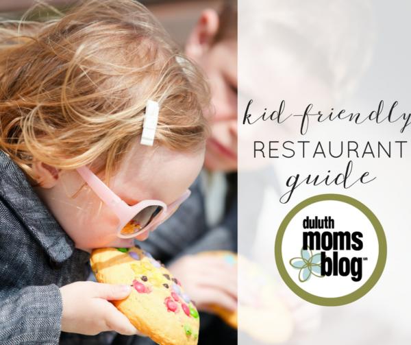 Kids eat free guide + Kid friendly restaurants | Duluth Moms Blog