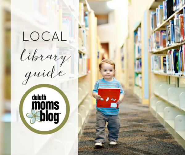 Duluth Local Library Guide | Duluth Moms Blog