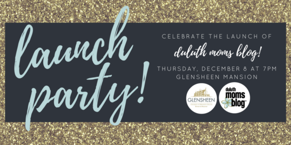 Duluth Moms Blog Launch Party at The Glensheen | Duluth Moms Blog
