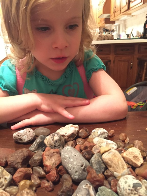 My Treasure Hunting Two-Year Old | Duluth Moms Blog