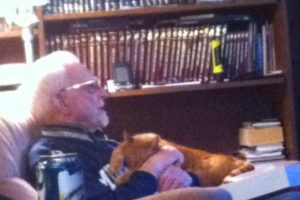 Grandpa and Punkin