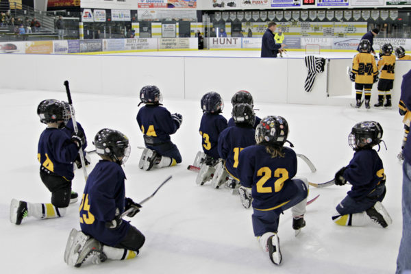 Proud to be a Hockey Mom | Duluth Moms Blog
