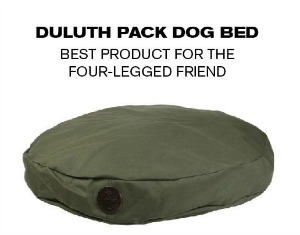 duluthpackdog-bed