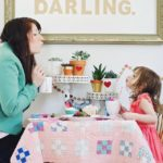 Where You Invest Your Love: Valentine's Tea