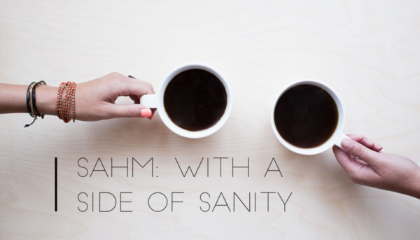 SAHM with a Side of Sanity | Duluth Moms Blog