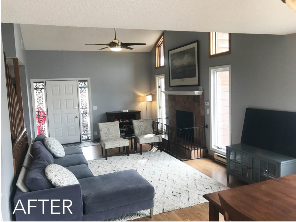 Falling In Love With My House Revealed Home Staging And Redesign Sponsored Post