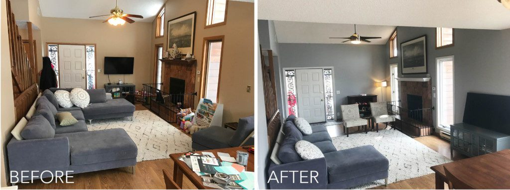Falling in love with my house revealed home staging and redesign sponsored post Redesign my house
