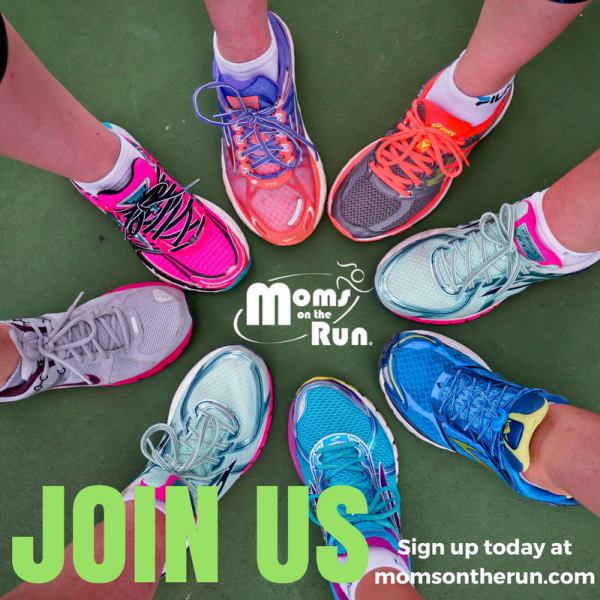 {Sponsored Post} Taking Fitness One Step at a Time with Moms on the Run | Duluth Moms Blog