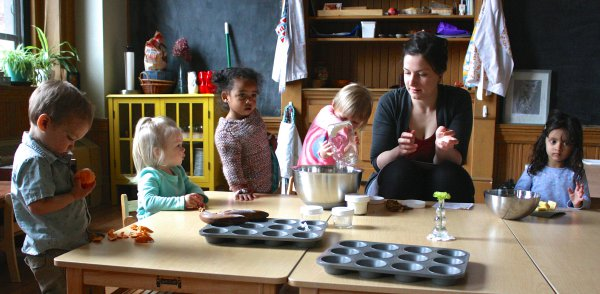 {Sponsored Post} Toddler Learning with Many Rivers Montessori | Duluth Moms Blog