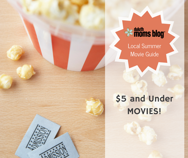 Pass the Popcorn | A Duluth Summer Movie Guide