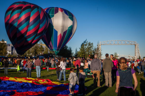 The Hot Air Balloon Festival: A Free, Fun, and Family-Friendly Event! | Duluth Moms Blog