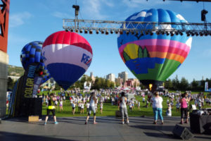 Visit the Hot Air Balloon Festival - A Family Fun, Free Event! | Duluth Moms Blog