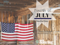 Fourth of july festivities