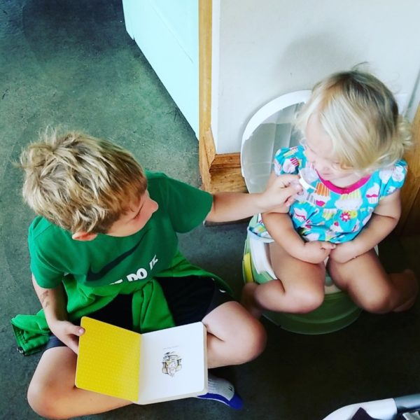 When Potty Training Trains You | Duluth Moms Blog