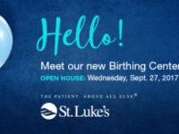 St. Lukes Birthing Center Open House | Duluth Moms Blog