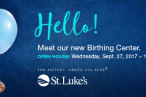 St. Lukes Birthing Center Open House | Duluth Moms Blog