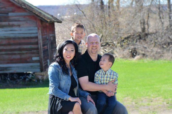 Cyndi-Frick-Family Pic
