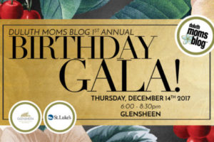 First Annual Birthday Gala Recap | Duluth Moms Blog