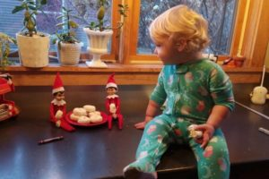 Elf on the Shelf for the Tired Mama | Duluth Moms Blog