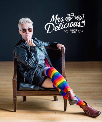 Moms Who Make Duluth: The Delightful Mrs. Delicious | Duluth Moms Blog