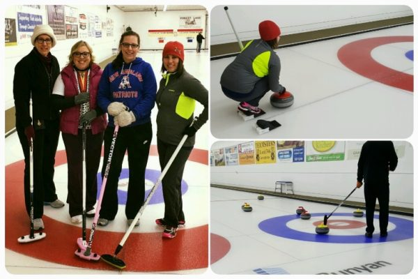 "The Perfect ""Mom"" Sport: Curling 