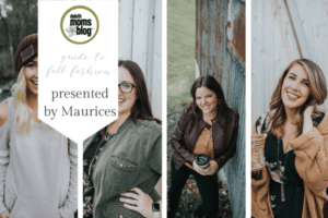 A guide to fall fashion, presented by Maurices | Duluth Moms Blog