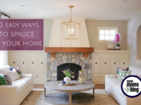 10 easy and affordable ways to spruce up your spaces | Duluth Moms Blog