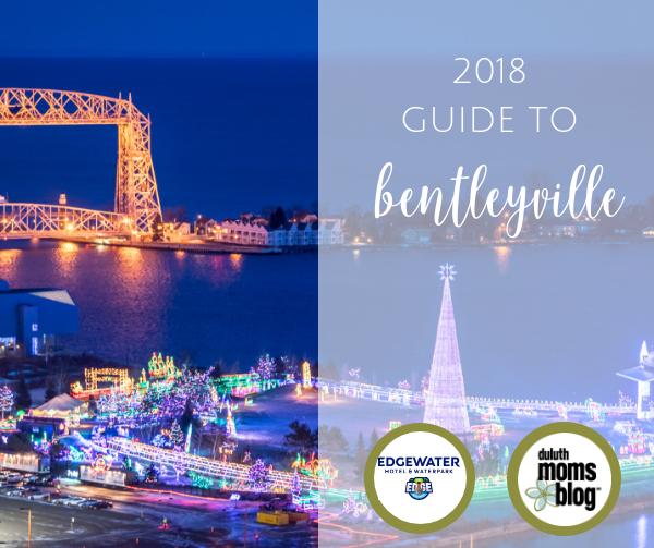 2018 Guide to Bentleyville | Duluth Moms Blog