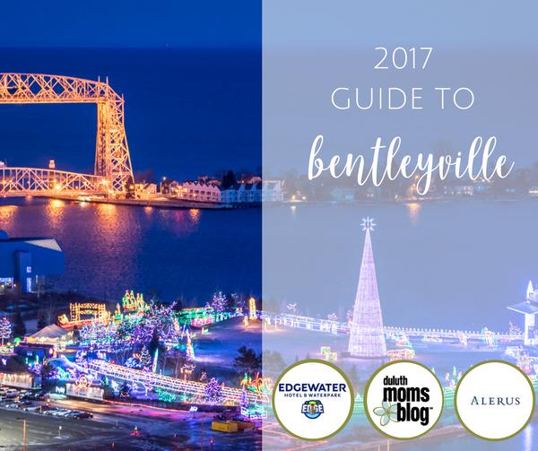 2017 Guide to Bentleyville | Duluth Moms Blog