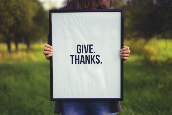 Learning to Be Grateful | Duluth Moms Blog