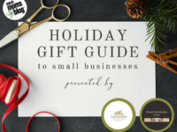 2017 Holiday Gift Guide to Small Businesses in and around Duluth | Duluth Moms Blog