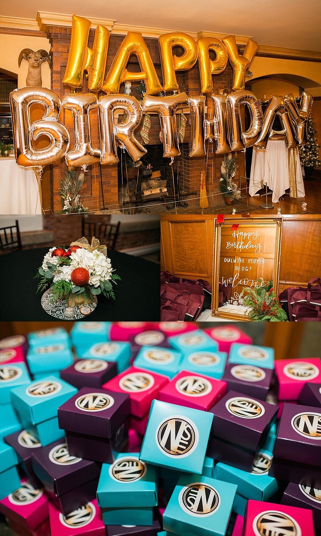 First Annual Birthday Gala | Duluth Moms Blog