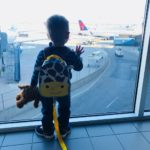How to Survive Air Travel with Toddlers