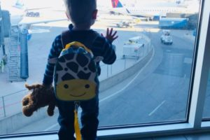 How to Survive Air Travel with Toddlers | Duluth Moms Blog