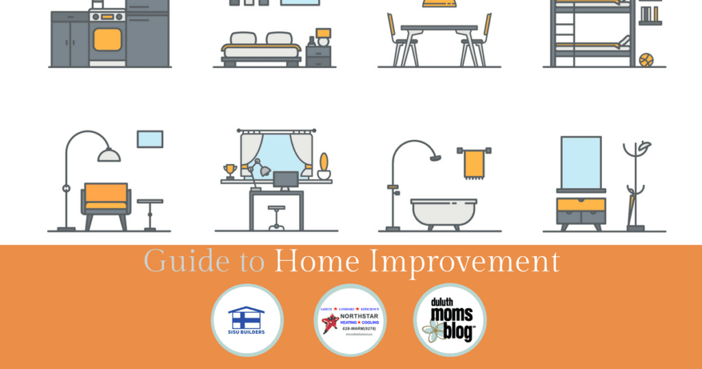 A Home Improvement Guide In And Around The Northland