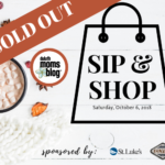 Join us for our First Annual Sip & Shop Event!