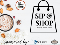 Join us for our First Annual Sip and Shop Event | Duluth Moms Blog
