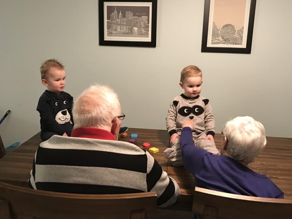 Reintroducing My Grandpa to My Children | Duluth Moms Blog