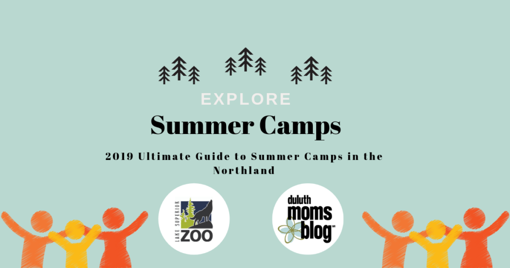 2019 Guide to Summer Camps in the Northland!