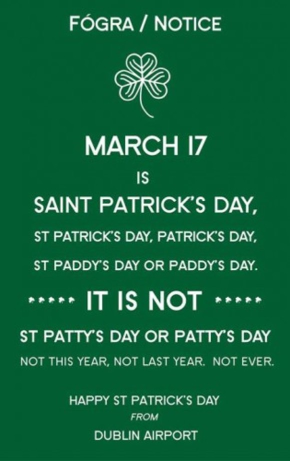 St. Patrick's Day in Ireland   Duluth Moms Blog