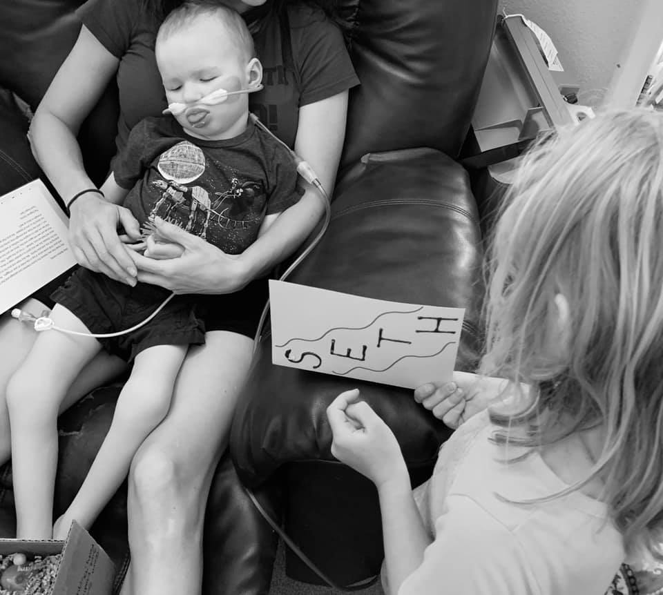 Batten Disease, Through the Unimaginable: Love in the Name of Seth | Duluth Moms Blog