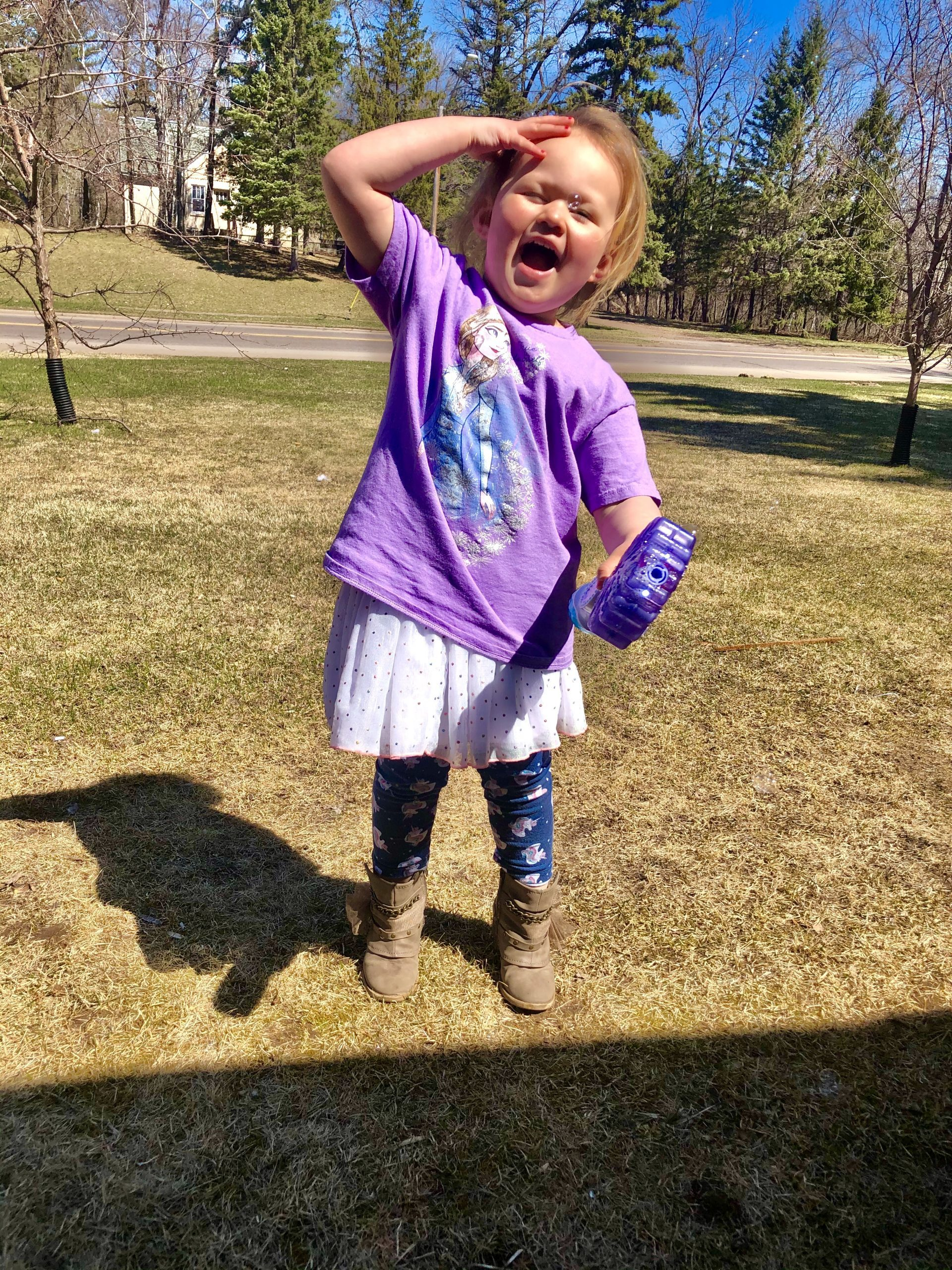 What Would Happen if You Lived with the Confidence of a 3-Year-Old? | Duluth Mom