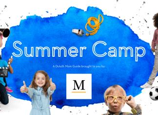 duluth summer camp