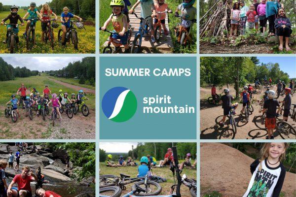 spirit mountain duluth summer camp